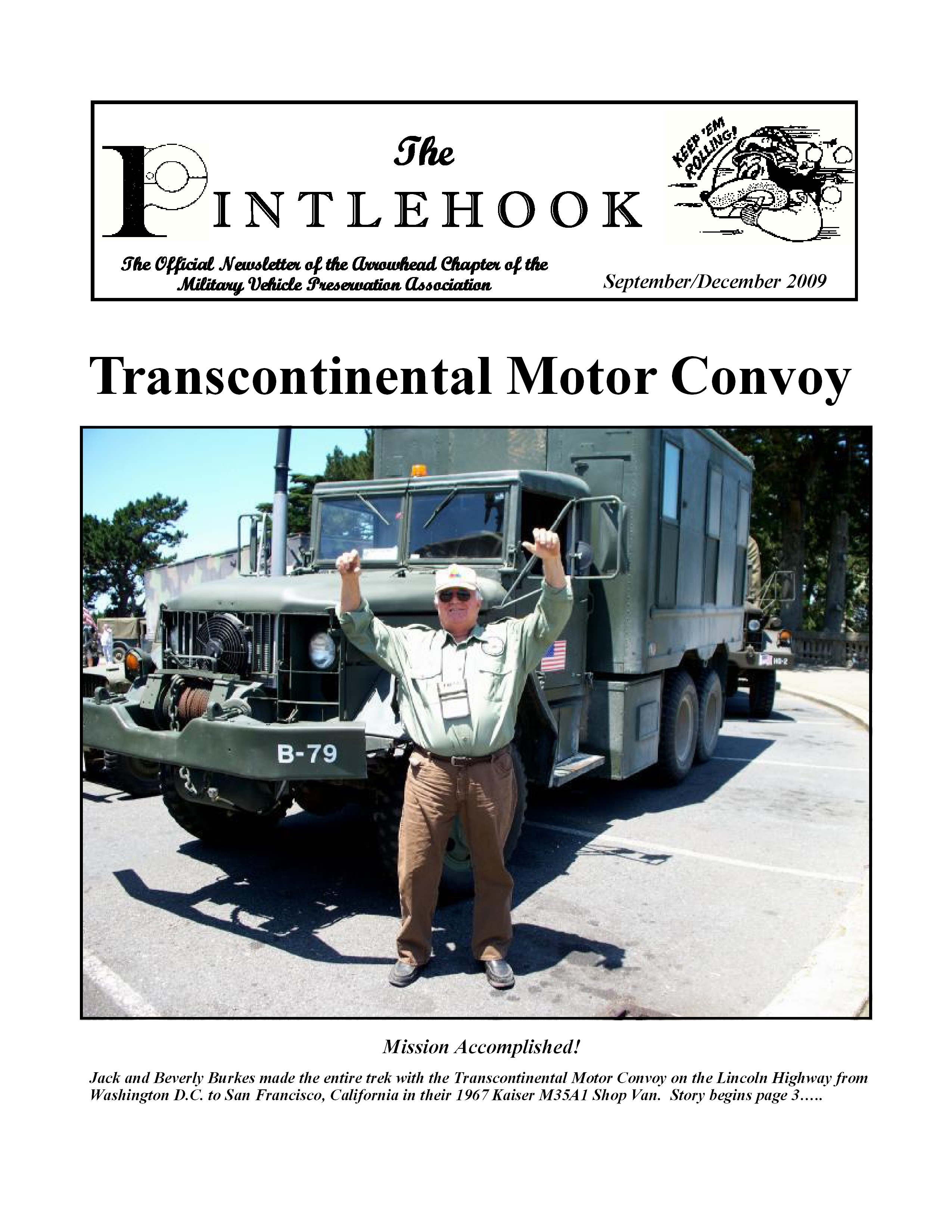 front page transcontinental convoy-001.j